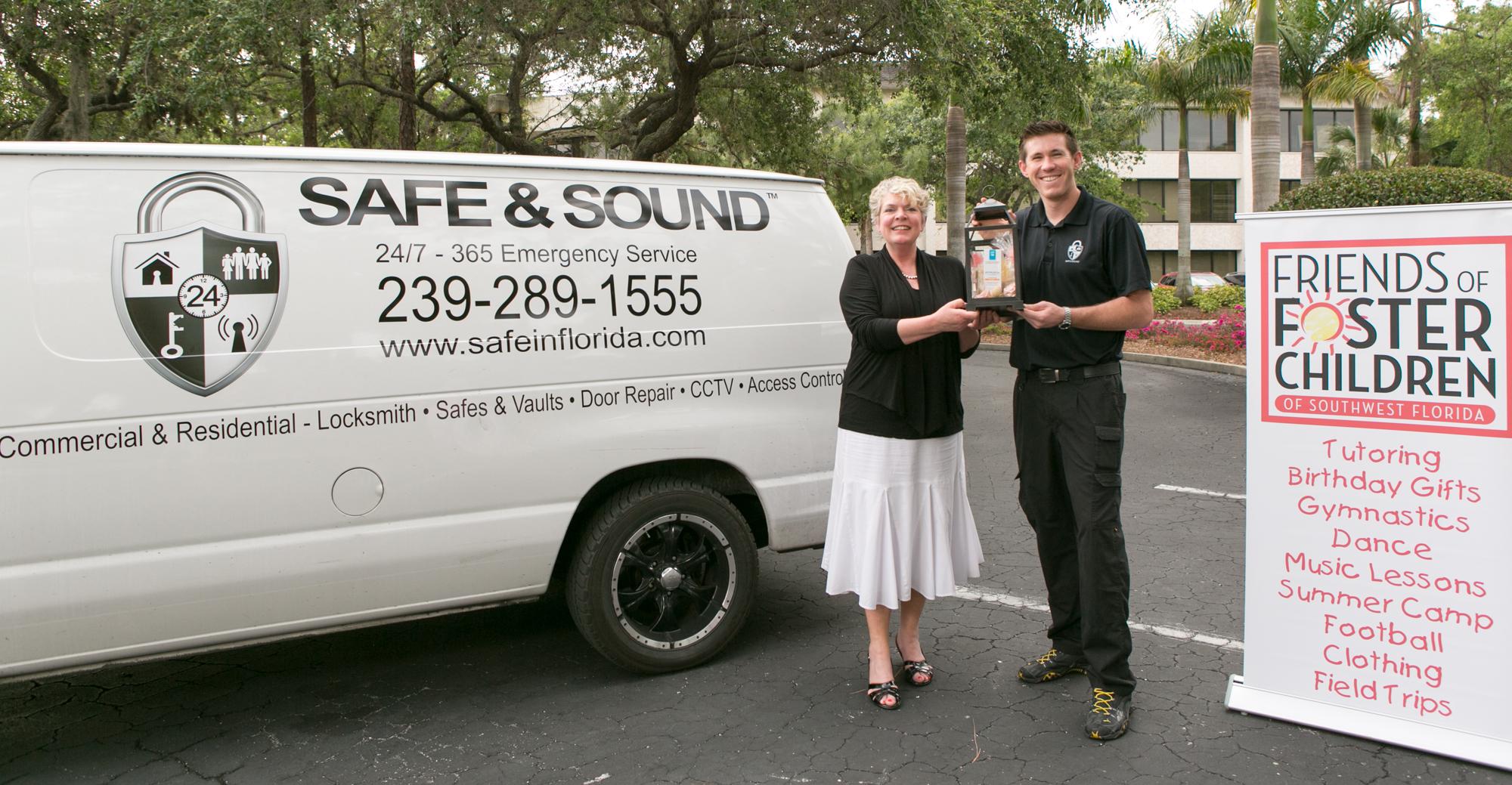 Safe And Sound, Inc. , Friends of Foster Children, Naples, FL