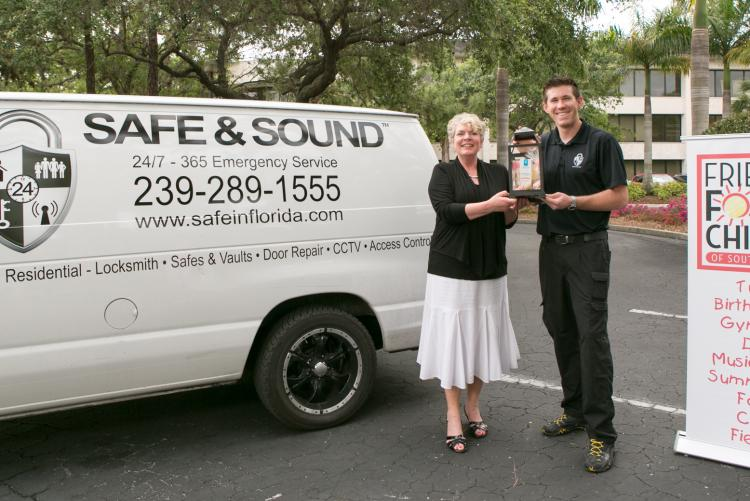 Safe And Sound, Inc. , Friends of Foster Children, Naples, FL